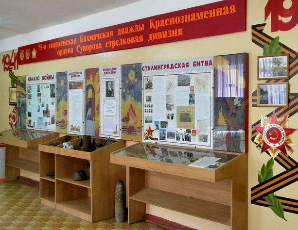 Стенды для школьного музея
